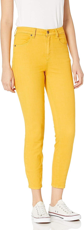 Volcom Women's Liberator High Max 59% Ranking TOP13 OFF Rise Jean Pants Denim Regular P