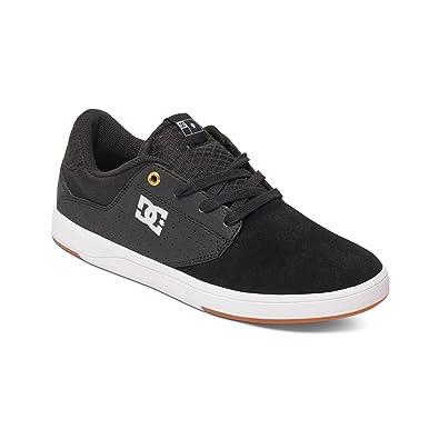 DC Mens Plaza TC S Shoes, Black, 7D