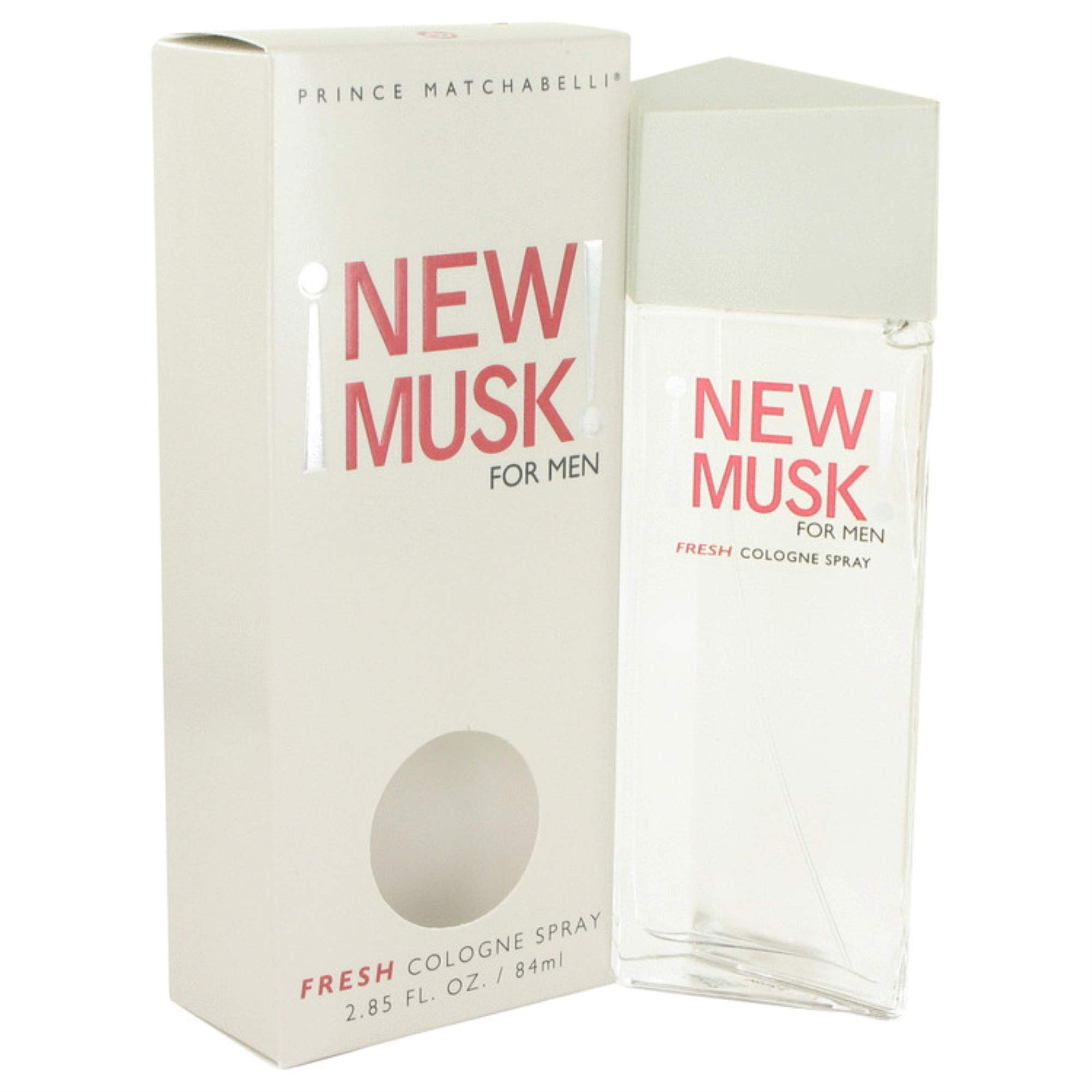 New Musk FOR MEN by Prince Matchabelli - 2.85 oz COL Spray