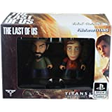 "The Last Of Us 3"" Titans Vinyl Figures (Joel + Ellie)"
