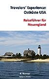 Reiseführer Neuengland: Travelers' Experience Ostküste USA