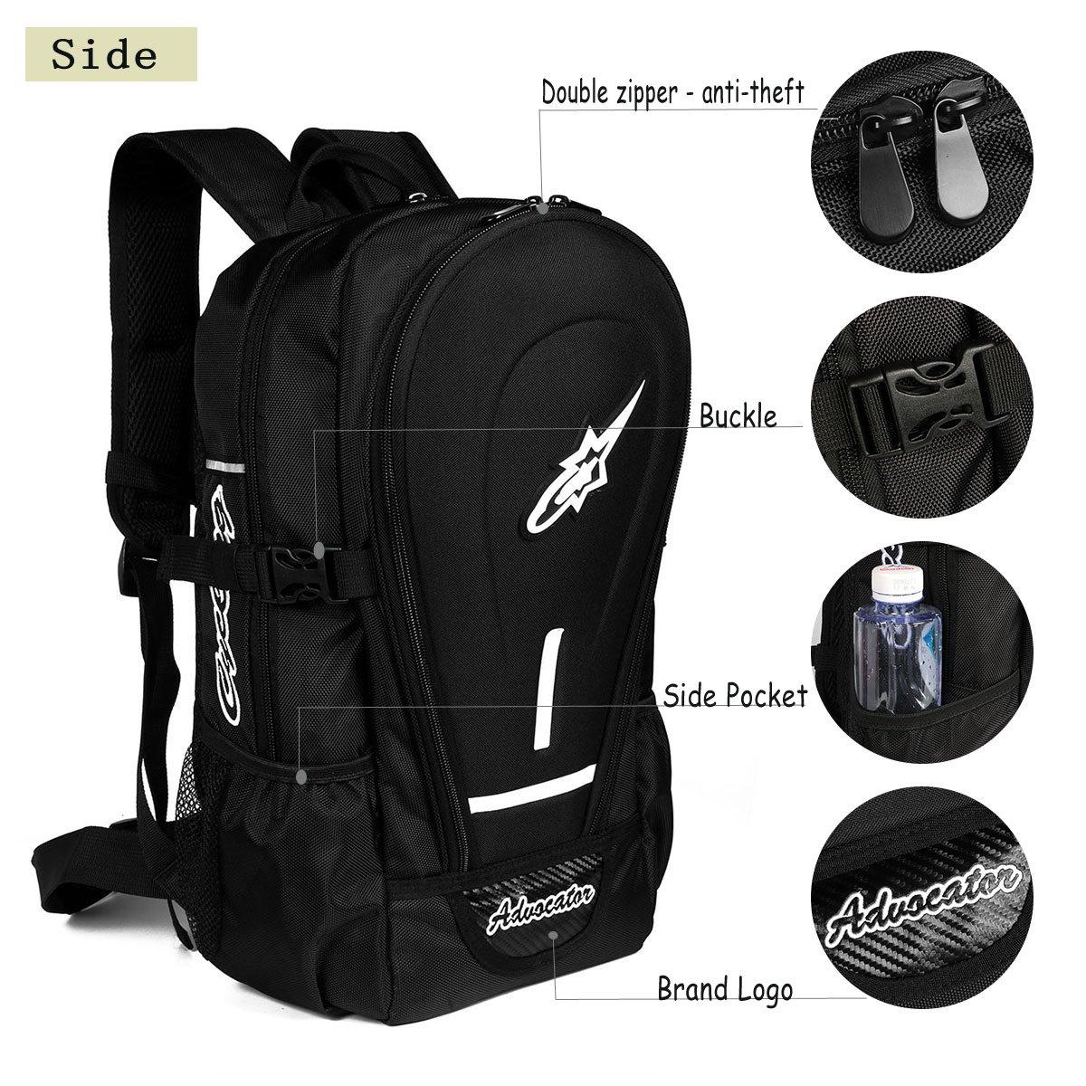 720edcd5bbf Waterproof Dirt Bike Backpack   ReGreen Springfield