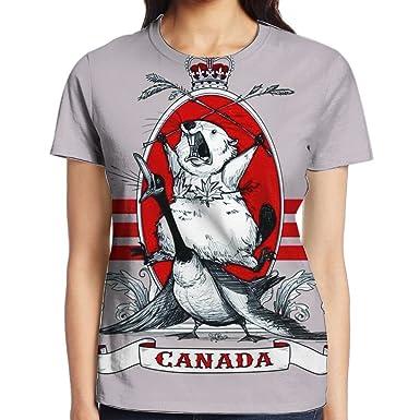 canada goose t shirt women's