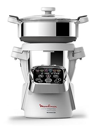 Moulinex HF802AK2 Cuisine Companion Robot da Cucina Multifunzione ...