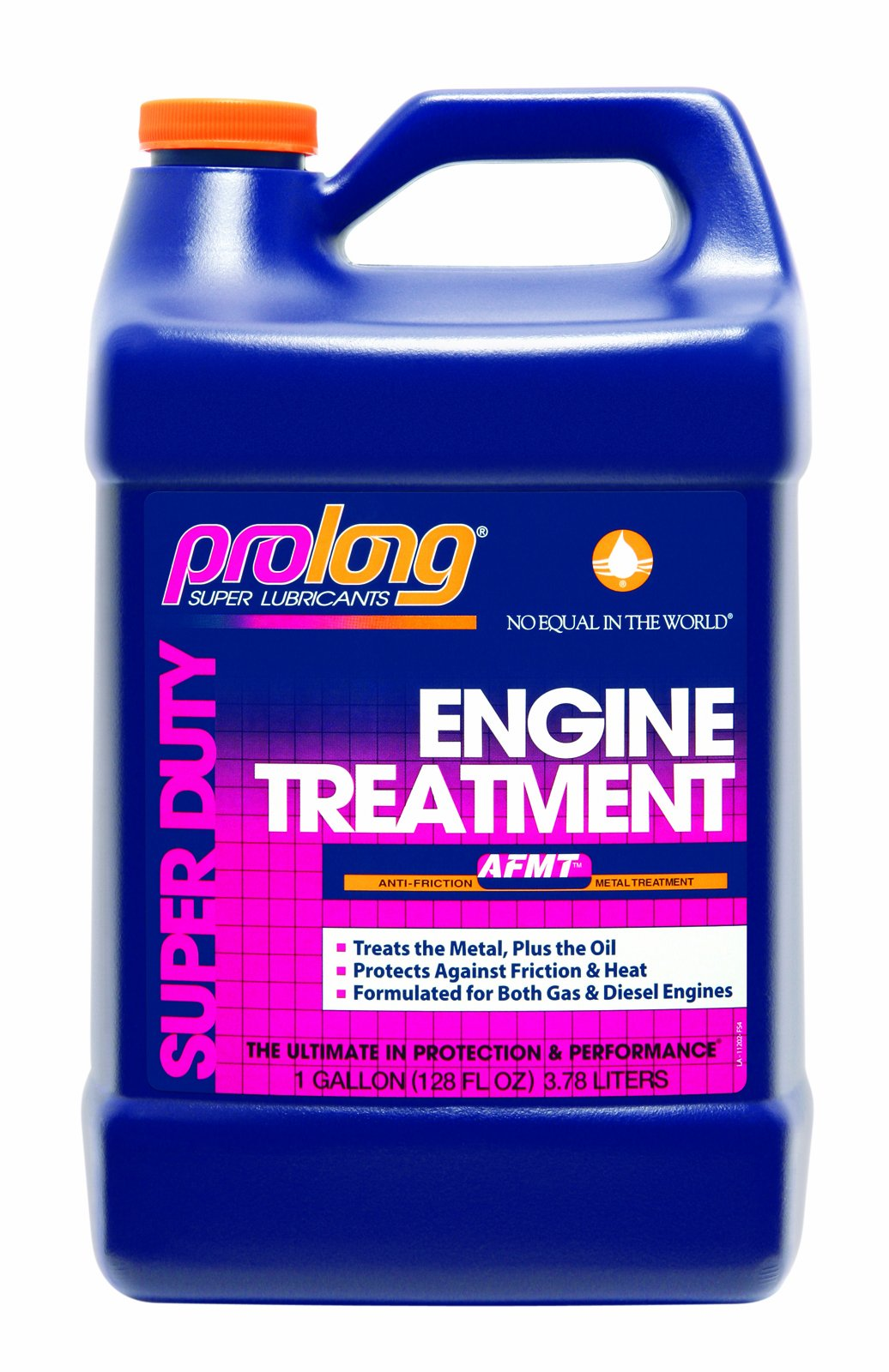 Prolong Super Lubricants PSL11202-2PK Engine Treatment - 1 Gallon, (Pack of 2)