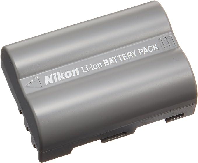 Nikon EN-EL3e D200 f Li-Ion, 1410 mAh, Ion de litio, 7,4 V
