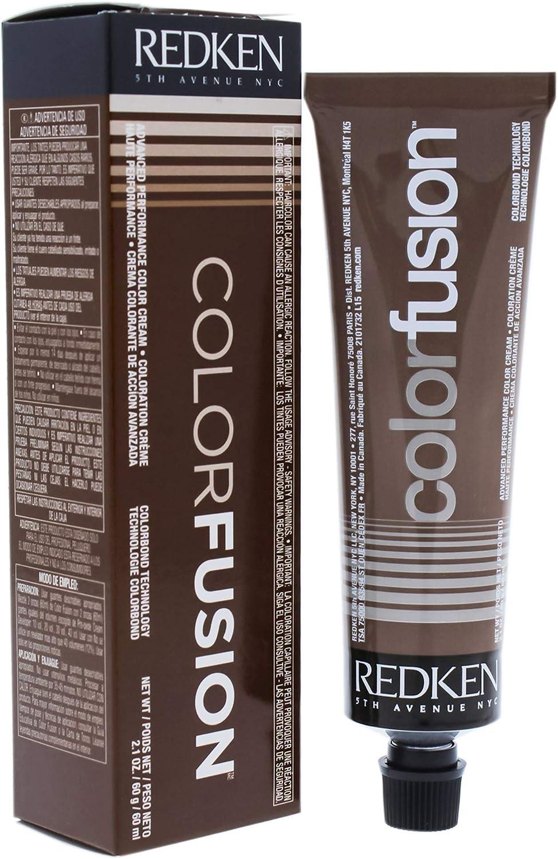 Redken color Fusion Color Crema Natural de baño 5 N Natural ...