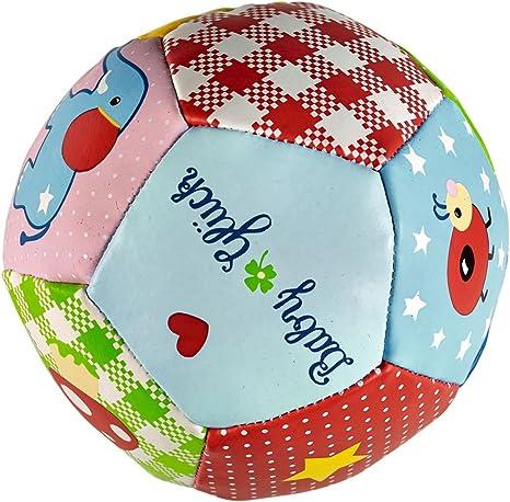 Bebé Charms Suave balón de fútbol, 10 cm, Modelo # 12618: Amazon ...