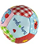 Baby Charms Soft Fußball, 10cm, Modell # 12618
