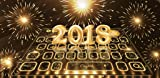 New Year 2018 Keyboard Theme