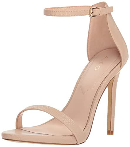 3c4c887a6b Amazon.com | ALDO Women's Caraa Dress Sandal | Heeled Sandals