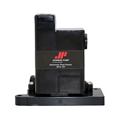 Johnson Pump 36152 Electro-Magnetic Float Switch,12V: Automotive