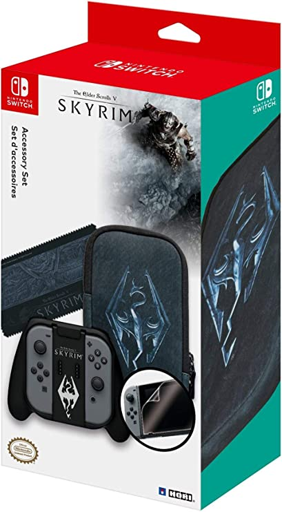 Hori - Essential Starter Kit Skyrim (Nintendo Switch): Amazon.es ...