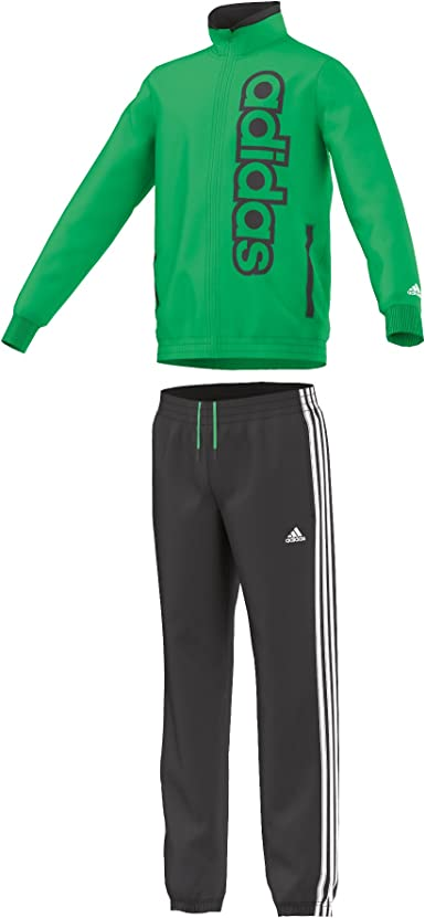 adidas Trainingsanzug Linear Chándal, Hombre: adidas: Amazon.es ...