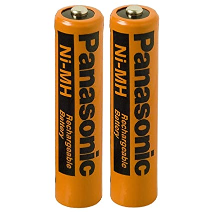 Panasonic 2 pack nimh aaa rechargeable battery for amazon panasonic 2 pack nimh aaa rechargeable battery for small electronic devices fandeluxe Images