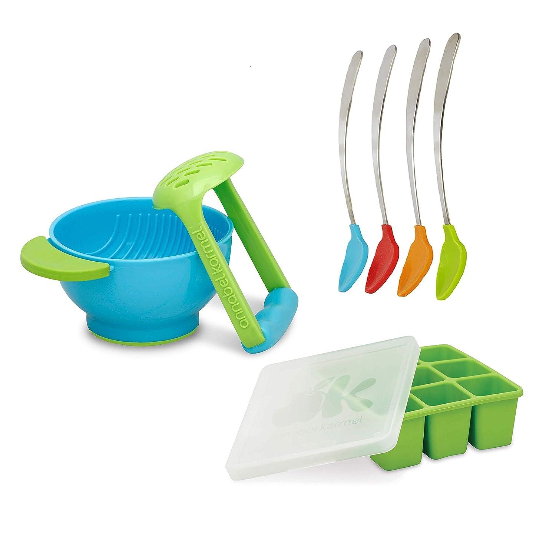 First Essentials by NUK 6 Piece Mash & Serve Feeding Set