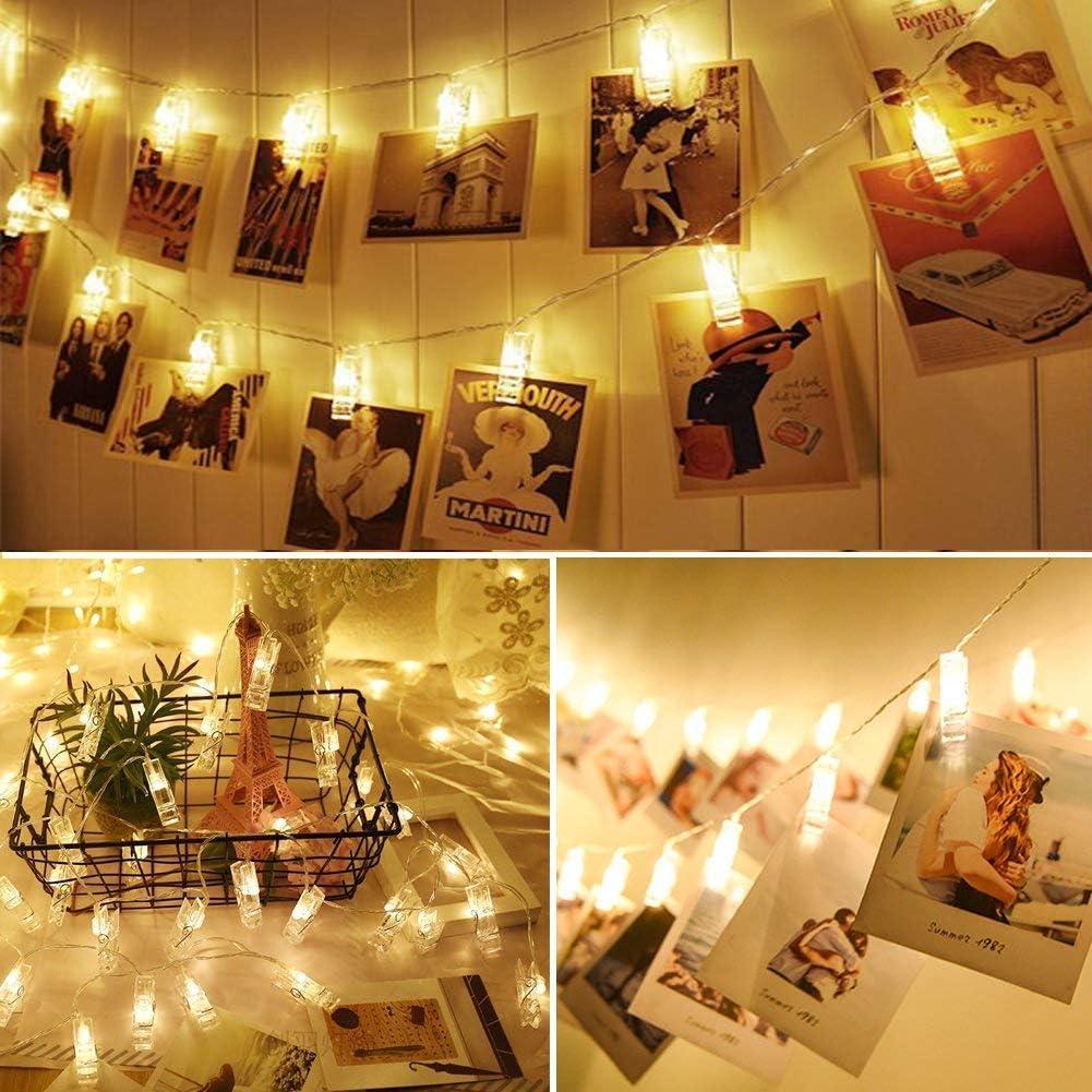 写真飾りライト LED ストリングスライト ¥1,180 / cshare