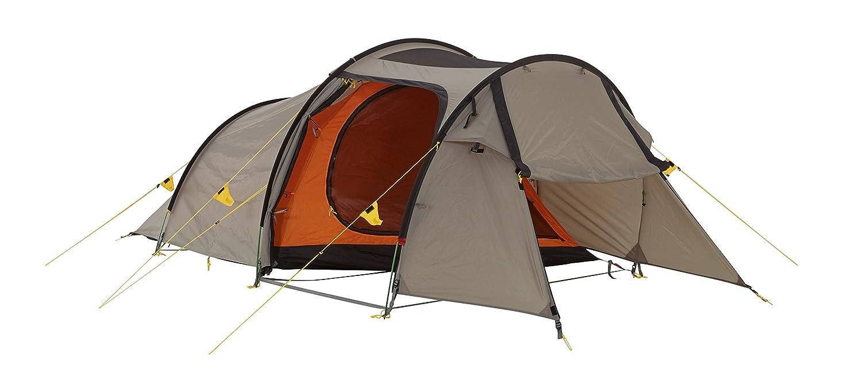 Wechsel tents Tunnelzelt Outpost 3 - Travel Line - Sehr geräumiges 3-Personen Zelt, Oak