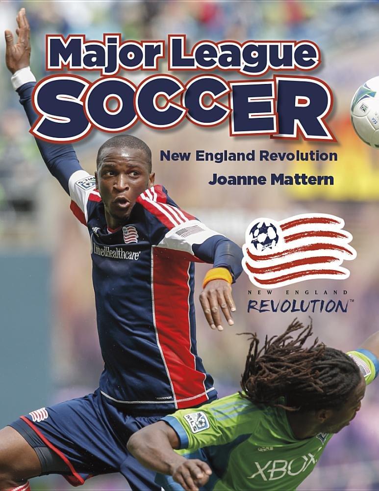 New England Revolution (Major League Soccer): Joanne Mattern ...