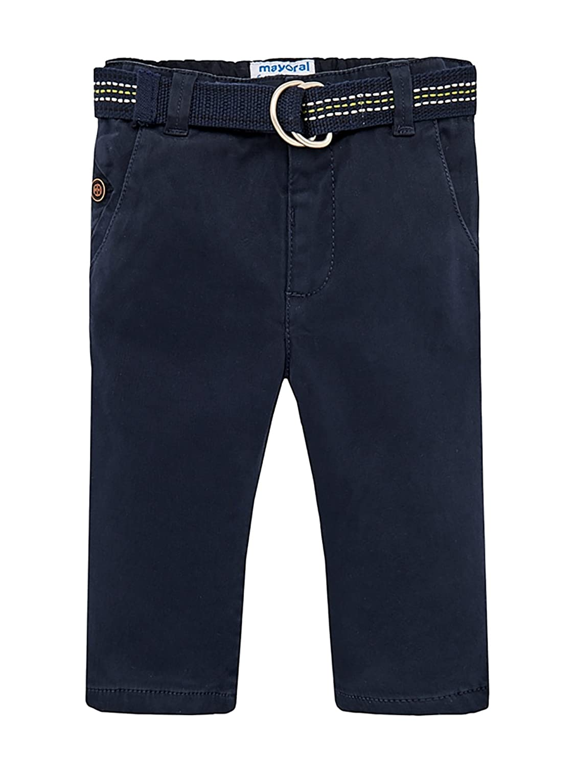 Mayoral Navy 2562 Chino Pants for Baby-Boys