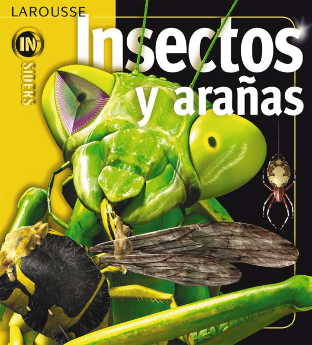Download Insectos y aranas/ Insects and Spiders (Insiders) (Spanish Edition) ebook