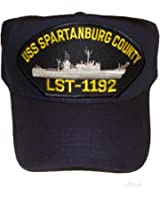 USS SPARTANBURG COUNTY LST-1192 HAT - Veteran Owned Business