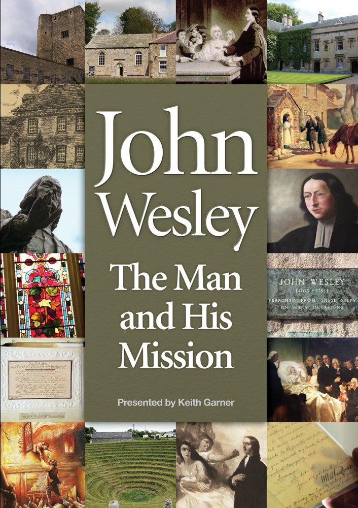 DVD : John Wesley: The Man And His Mission (DVD)