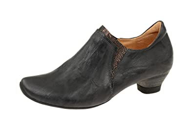 Think Damenschuhe elegante Slipper Halbschuhe AIDA