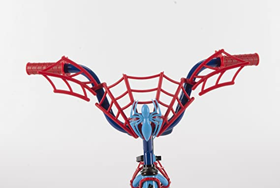 Amazon.com: Bicicleta de Marvel Spider-Man de 12 pulgadas ...