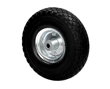 Rueda para carretilla, carretillas de rueda de carro carretilla PU 3.00 – 4 goma rueda