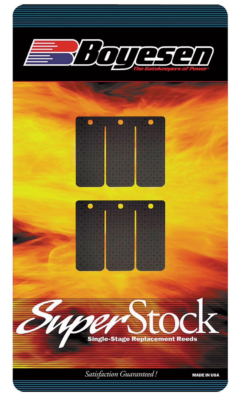 Boyesen SSC001 Super Stock Carbon Reed
