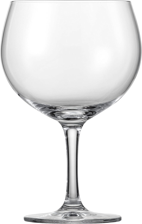 Schott Zwiesel Vasos de cristal sangría margarita tritan para bar Conjunto de 6 30 oz Claro