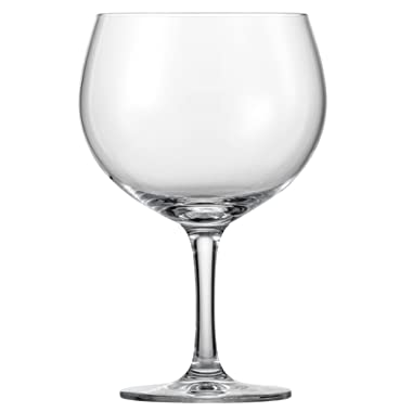 Schott Zwiesel Tritan Crystal Glass Barware Bar Special Sangria Margarita Glasses (Set of 6), 23.5 oz, Clear