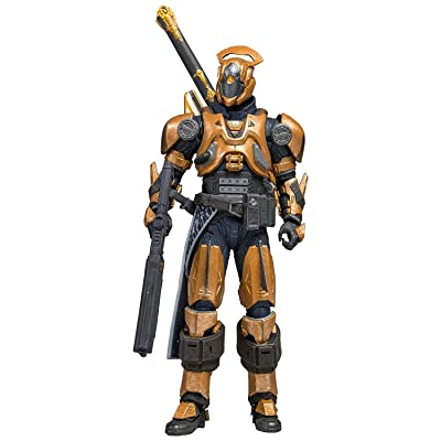 McFarlane Toys Destiny Vault of Glass Titan Collectible Action Figure: Toys & Games