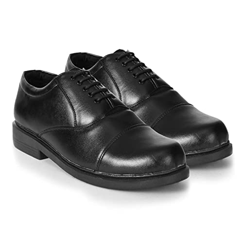 c861f02bdc7 Action Dotcom Men s Synthetic Leather Loafers and Formal Shoes  Buy Online  at Low Prices in India - Amazon.in