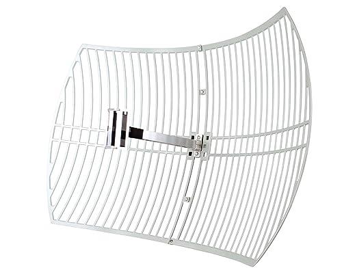 42 opinioni per TP-Link TL-ANT2424B Antenna Parabolica Esterna, a Griglia, Trasmissione Segnale