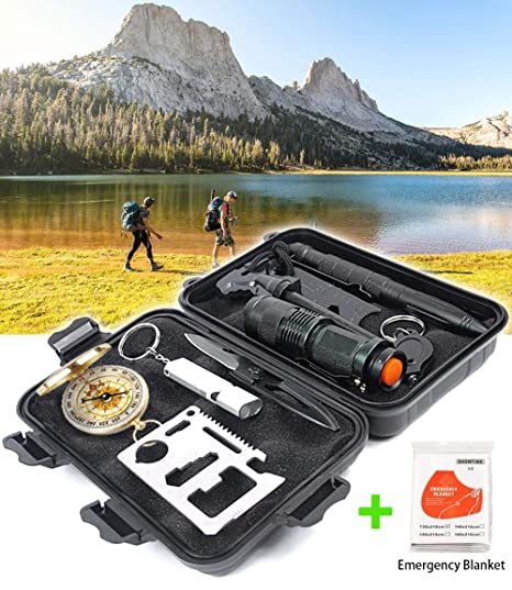 Outdoor Tools Edc.1991 Emergency Equipment Sos Kit Car Earthquake Emergency Supplies Fishing Kit Sos Outdoor Camping Tool Survival Gear