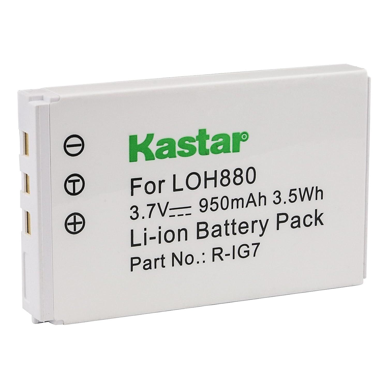 Kastarバッテリーfor loh880 loh1000 r-ig7 l-lu18 LOH880  B077XRZZ43