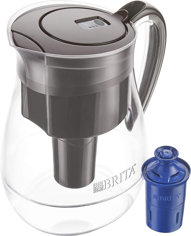 Brita Monterey, Large 10 Cup, Black