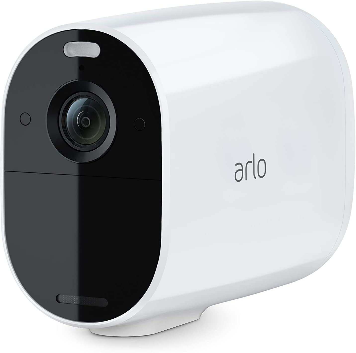 Arlo Essential XL Spotlight Camera | Wire-Free, 1080p Video | Color Night Vision, 2-Way Audio, 1 Year Battery Life, Motion Activated, Direct to Wi-Fi, No Hub Needed | Works with Alexa | White