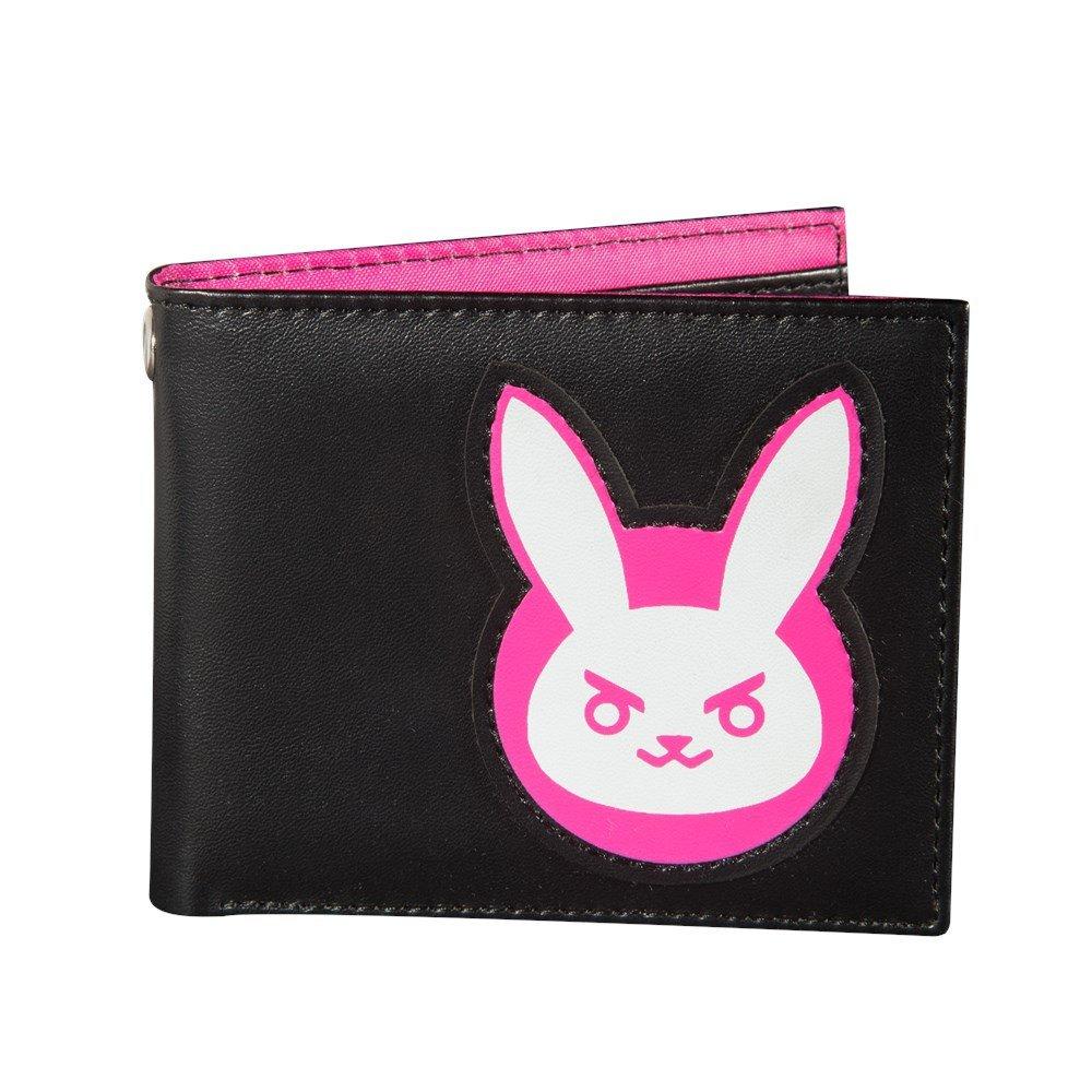 Overwatch D.VA Pink Bunny Bi-Fold Wallet JINX
