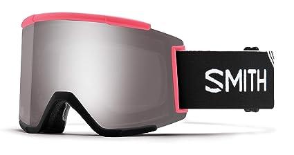 4ab6de0bde Smith Optics Squad Xl Adult Snow Goggles - Strike Chromapop Sun Platinum  Mirror One