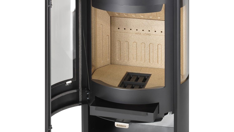 Aduro 9 - 6 - stufa-caminetto, 6 kW, con paneles de 3 capas: Amazon.es: Hogar