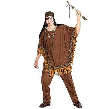 TecTake dressforfun Disfraz de Indio Caballo Salvaje para Hombre ...