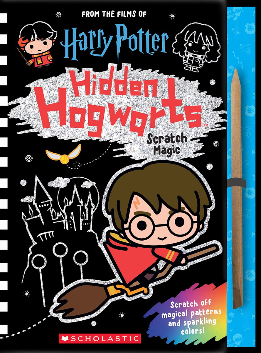Hidden Hogwarts: Scratch Magic (Harry Potter)