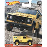 2020 Hot Wheels Land Rover Defender 90 1:64 Factory Fresh 4//10 GHB38 199//250