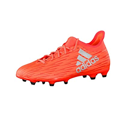 check out 3ad1c fb49b adidas X 16.3 FG, Chaussures de Foot Homme, Rouge-Rojo (Rojsol