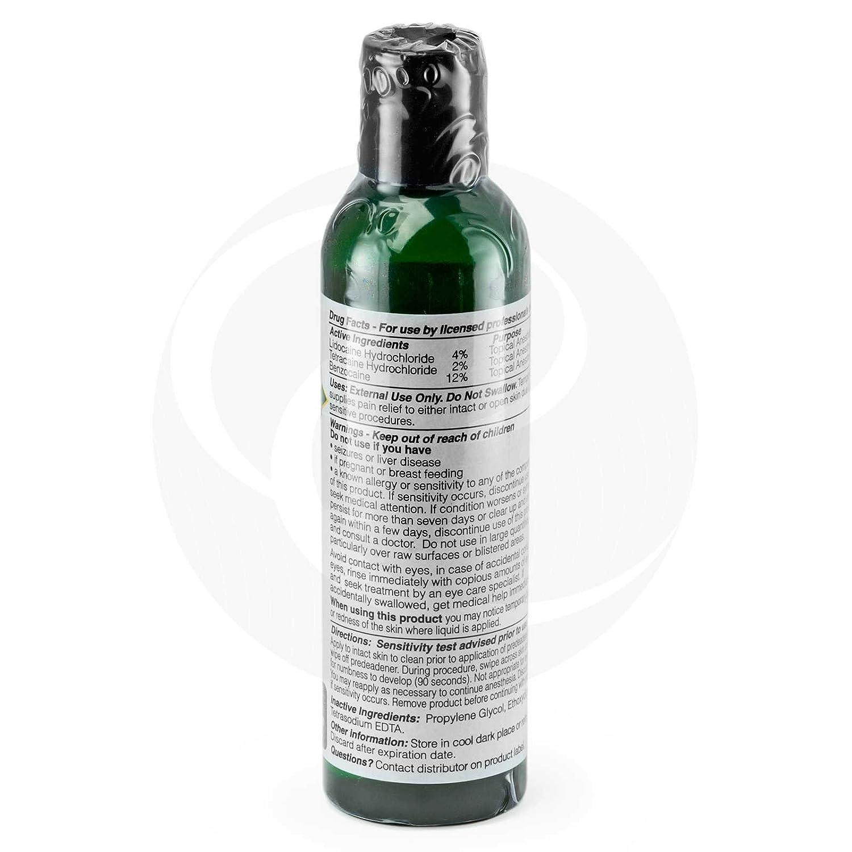 Amazon.com: Lidocaine Super Juice Tattoo Numbing Topical Anesthetic ...