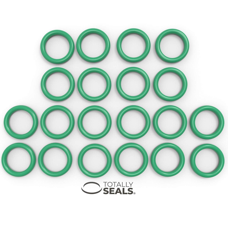 Viton FKM joints toriques en caoutchouc duret/é Shore 75A 20 mm x 2,5 mm Choisissez la taille du paquet diam/ètre ext/érieur 25 mm
