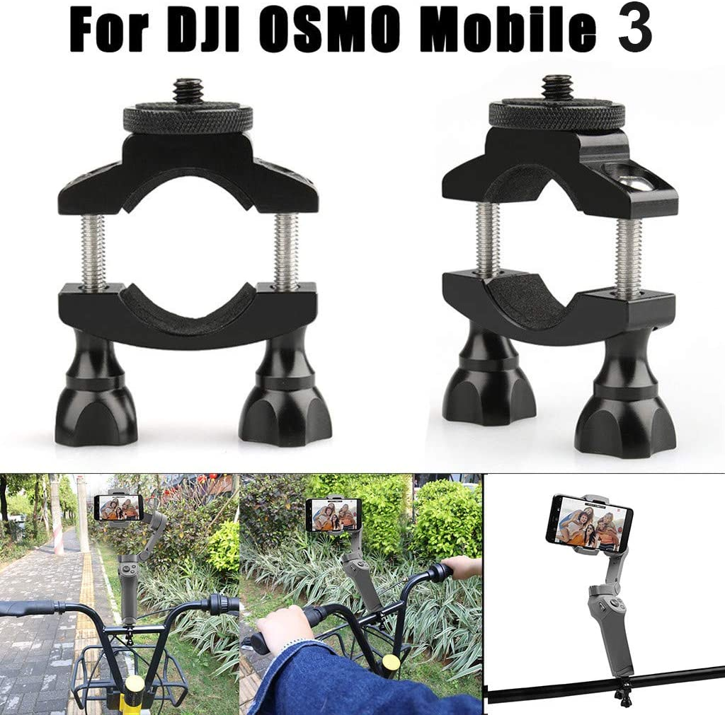 Bike Mount Bicycle Bracket Holder Rotating Accessories for DJI OSMO Mobile 3
